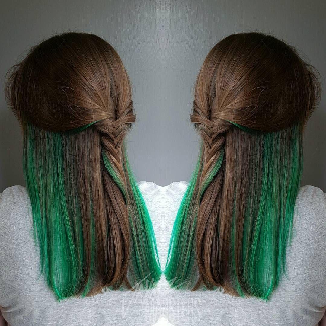 Highlight xanh rêu