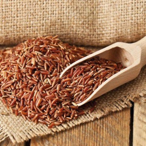 phương pháp giảm cân tự nhiên bằng gạo lứt