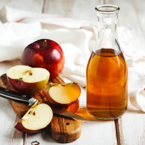 Phương pháp giảm cân tự nhiên bằng giấm táo