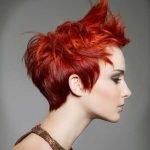 4 Kiểu tóc kết hợp nhuộm đỏ nổi bật phong cách nàng
