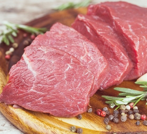 trong thịt nạc heo chứa nhiều sẽ giàu vitamin b1