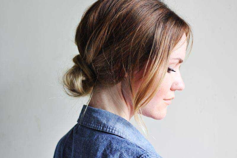 buộc tóc