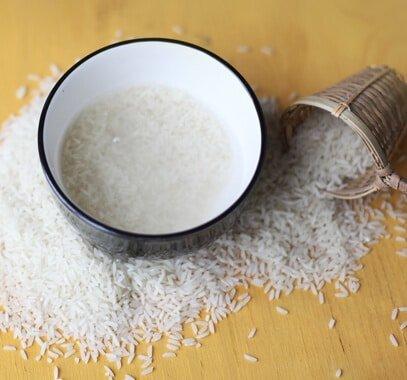 Bạn đã biết cách làm mượt tóc bằng nước vo gạo?