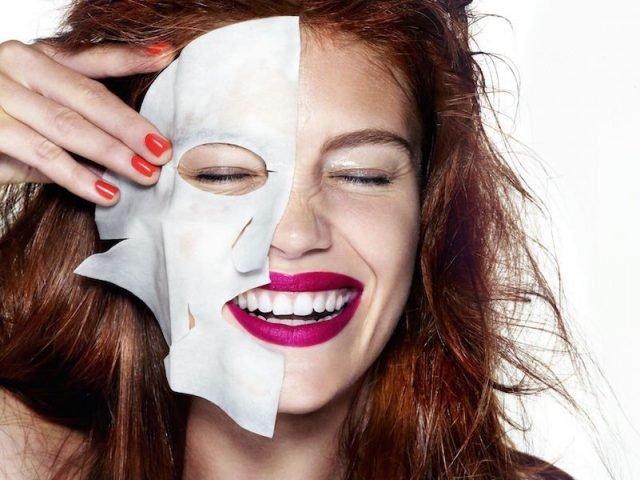 Da nhạy cảm có nên sử dụng mặt nạ trắng da?