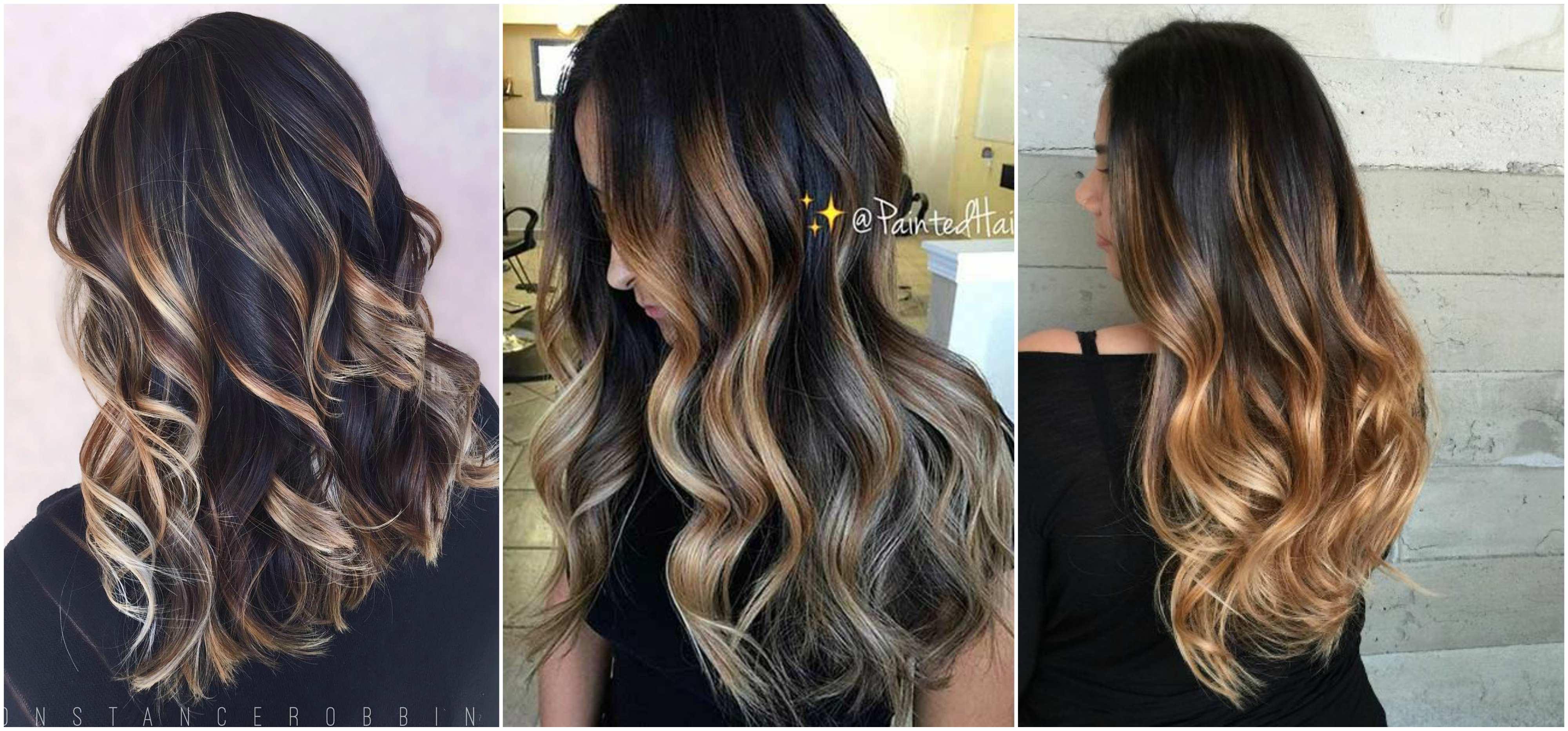Bạn đã thử highlight mái tóc nhuộm nâu của mình chưa?