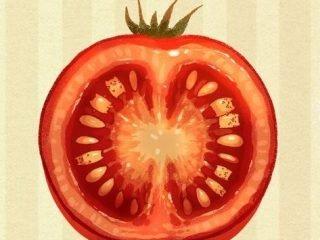 Năm mới giảm béo cấp tốc với cà chua? Tại sao lại không?