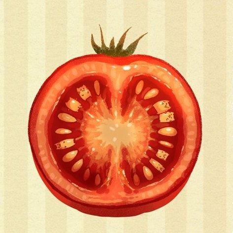 Năm mới giảm béo cấp tốc với cà chua? Tại sao không?