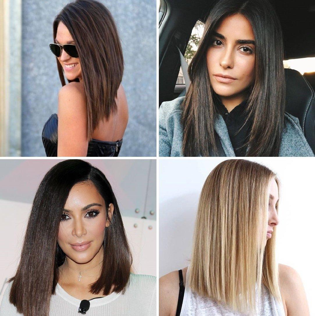 những kiểu tóc dài đẹp