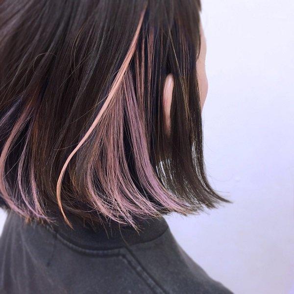 tóc mỏngkhôngnên dùng tóc kẹp highlight