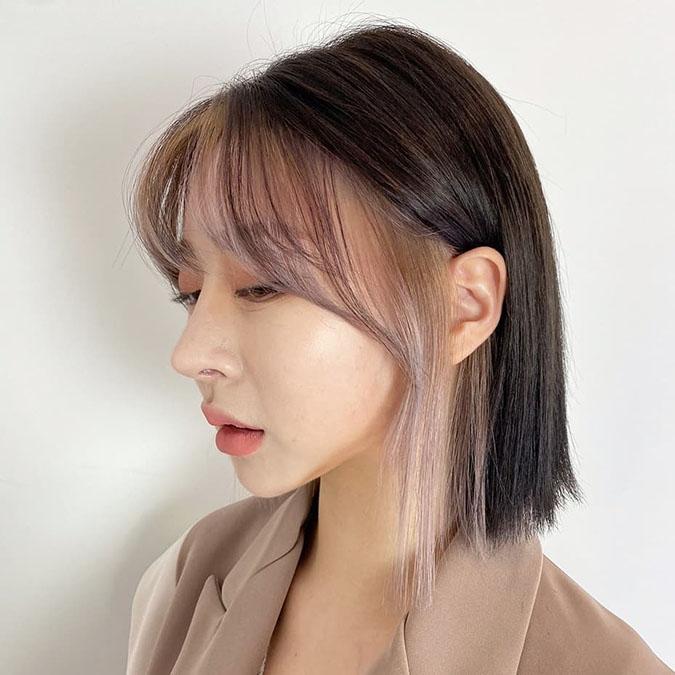 tóc highlight
