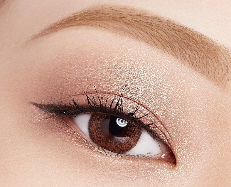 Đôi mắt long lanh tự nhiên