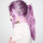 """4 kiểu tóc """"nâng tầm"""" màu nhuộm tím than thêm phần cá tính"""
