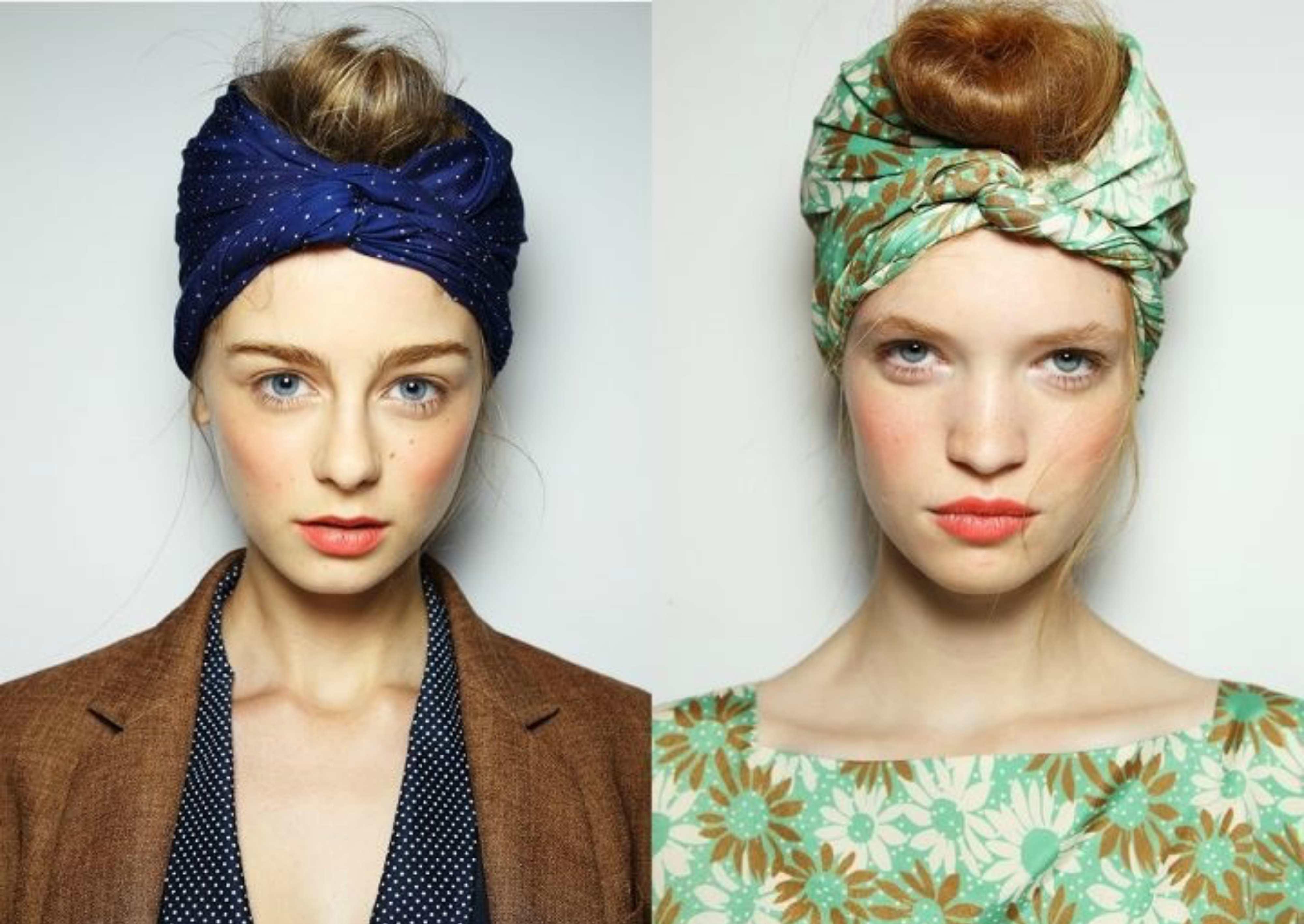 cách đeo turban