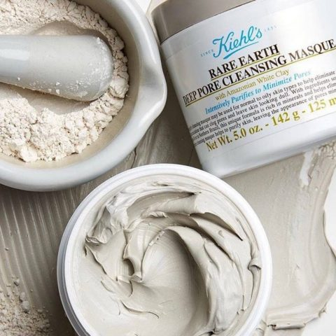 Mặt nạ Kiehl's Rare Earth Deep Pore Cleansing Masque