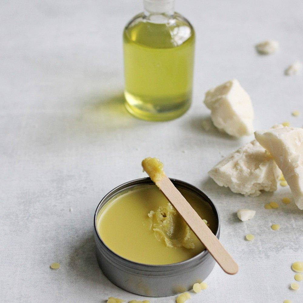 tự làm kem dưỡng ẩm từ dầu oliu