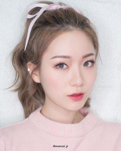 Cập nhật ngay 3 kiểu trang điểm phấn mắt Hàn Quốc cho mùa xuân này