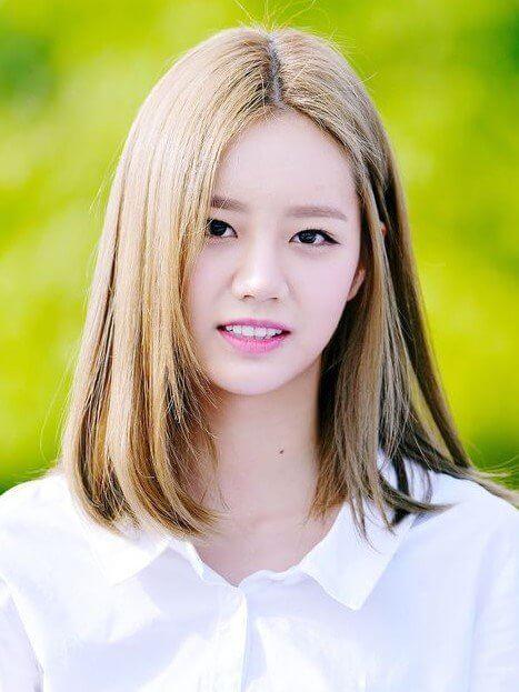 tóc mái dài