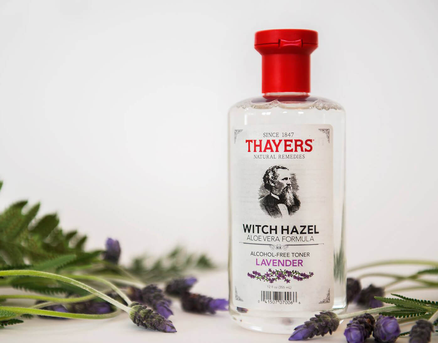 toner cho da dầu Thayers Alcohol-Free Toner