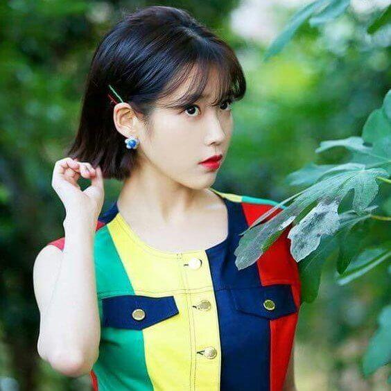 Điểm danh 4 Sao Hàn Quốc để tóc duỗi phồng siêu xinh