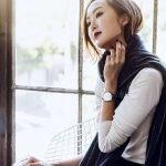 Gợi ý mix&match son màu hồng tím với trang phục cho tín đồ minimalism ngày xuân