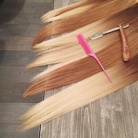 Không có thời gian ra salon tóc? Hãy chọn: Nối tóc tại nhà!