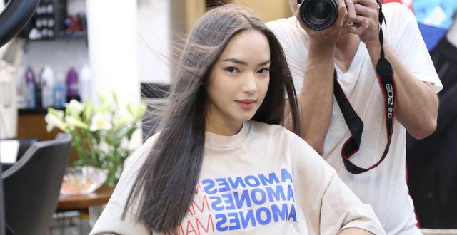 Cô nàng thời thượng phải biết TOP 10 kiểu tóc duỗi đẹp phồng sau