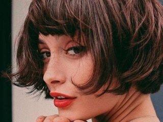 Cẩm nang chọn kiểu tóc ngắn uốn cho từng khuôn mặt