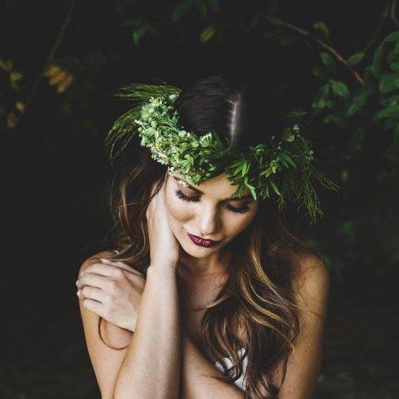 Makeup cô dâu phong cách Boho cực chất! Tại sao không?