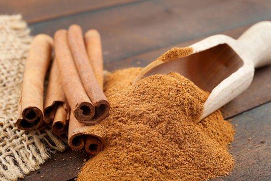Chăm sóc da toàn diện với bột quế