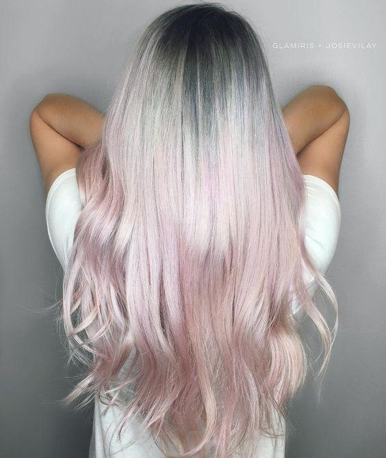 các màu tóc nhuộm đẹp