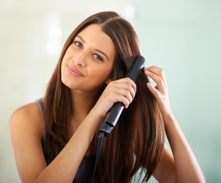 Thay đổi các thói quen chăm sóc tóc