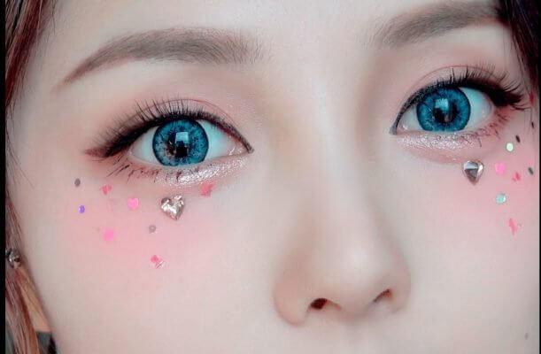 makeup tàn nhang
