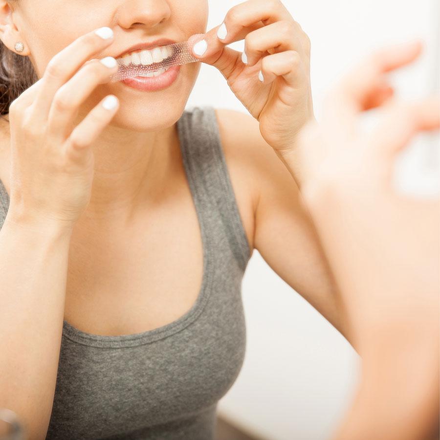 miếng dán trắng răng 2