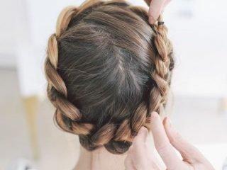 """Tết tóc """"cô gái Hà Lan"""", hot trend nhưng không phải ai cũng biết"""