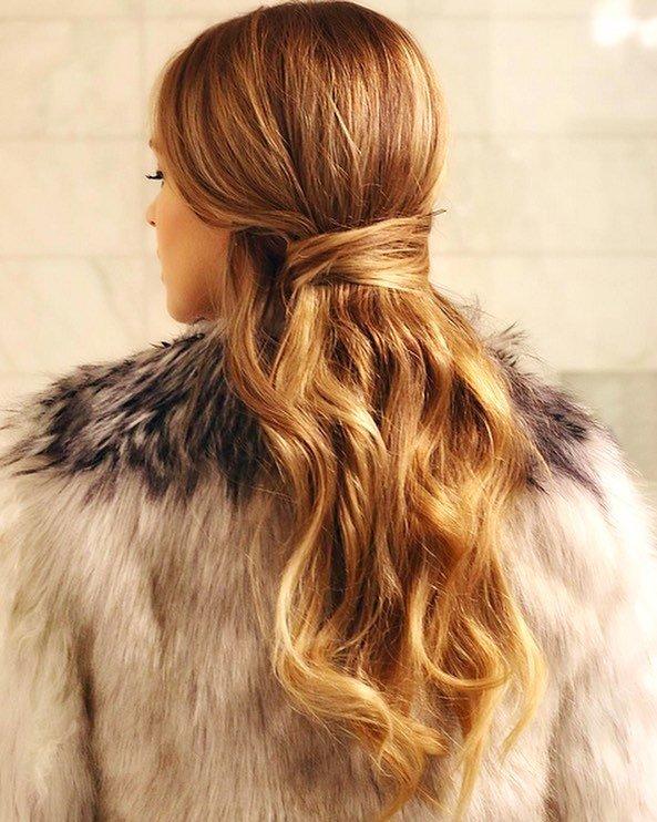 loại tóc cần phải được detox