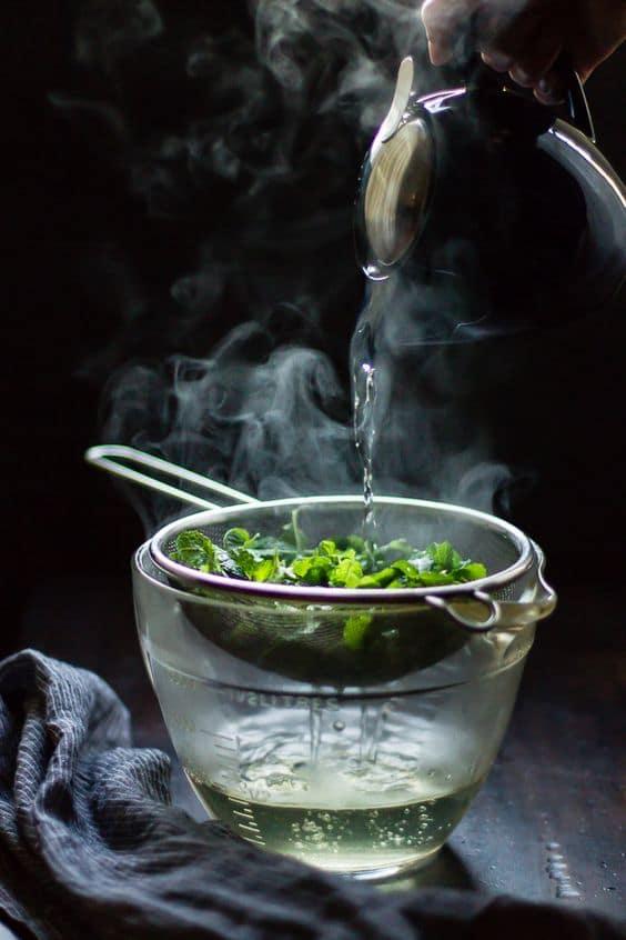 sữa rửa mặt trà xanh