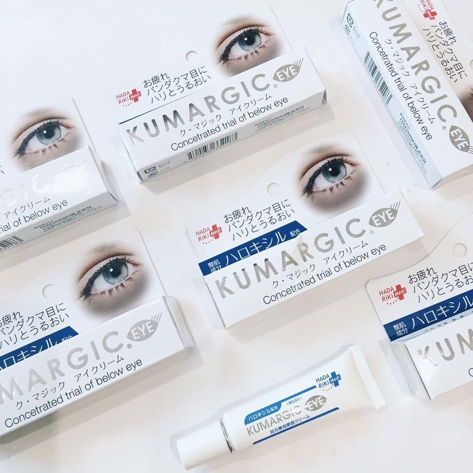 Cream Kumargic Eye