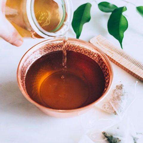 Bí kíp trị rụng tóc từ trà xanh cực đơn giản nhưng hiệu quả thì không thể coi thường