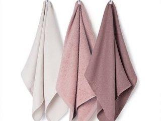 Để nỗ lực trị mụn phát huy hiệu quả tốt nhất, hãy chia tay khăn bông ngay hôm nay!