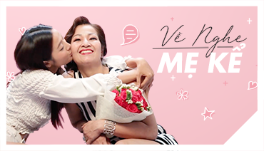 [Happy Mother's Day] 364+1 = Ngày của Mẹ.