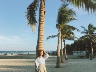 Gợi ý 4 pose chụp ảnh biển nghệ thuật cho nàng tha hồ sống ảo mùa hè này
