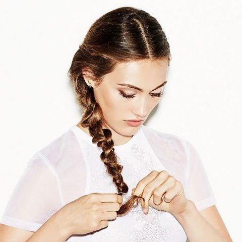 Cách xử lí tóc rối do tết tóc, trả lại cho nàng mái tóc dài suôn mượt bồng bềnh!