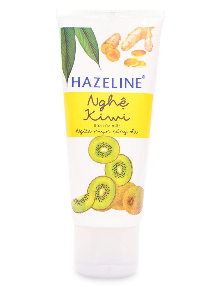 sữa rửa mặt ngừa mụn sáng da