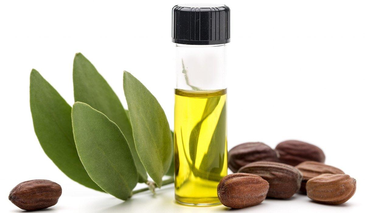 gel dưỡng ẩm thường có dầu jojoba