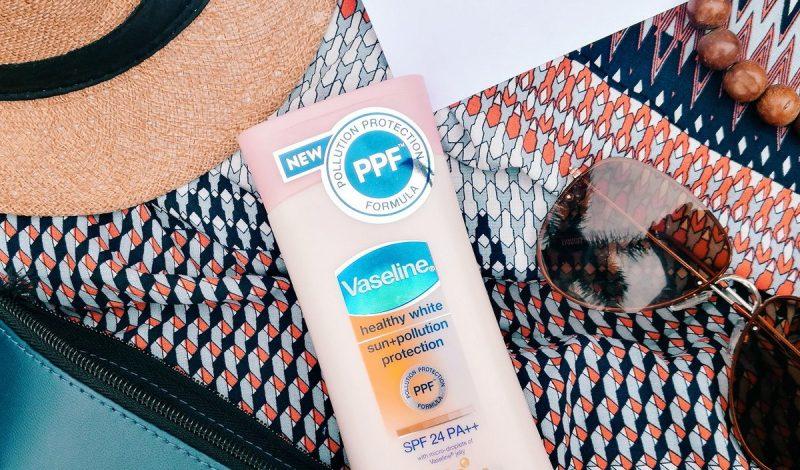 Review kem dưỡng thể Vaseline 3-in-1 mới và 3 kem dưỡng thể Vaseline dưỡng trắng chống nắng cực HOT