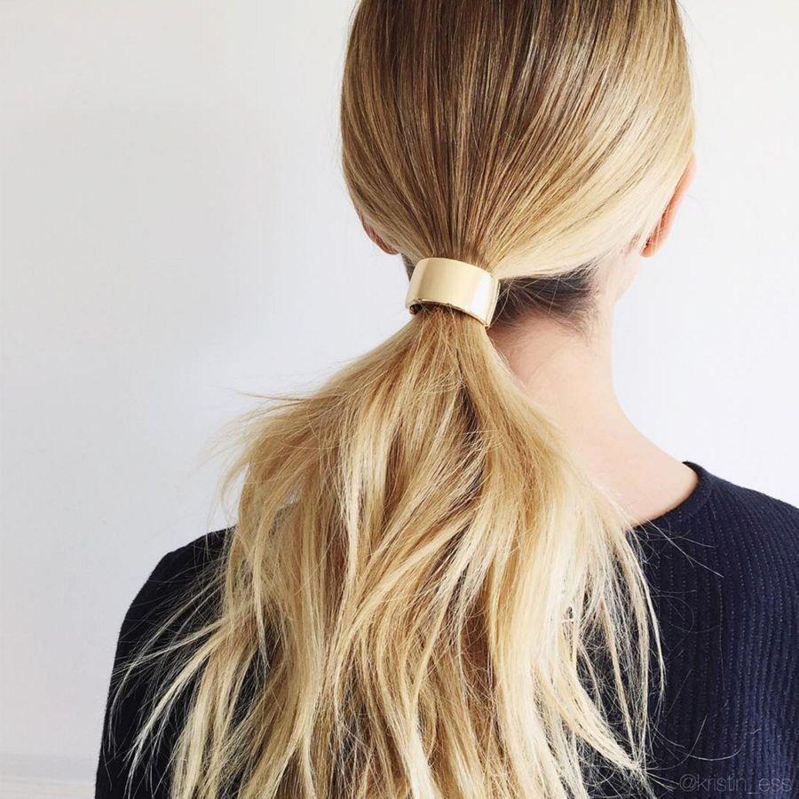 tóc bồng bềnh