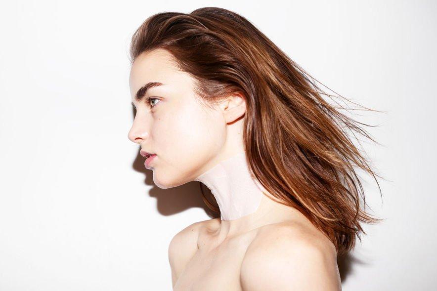 phục hồi tóc khô xơ
