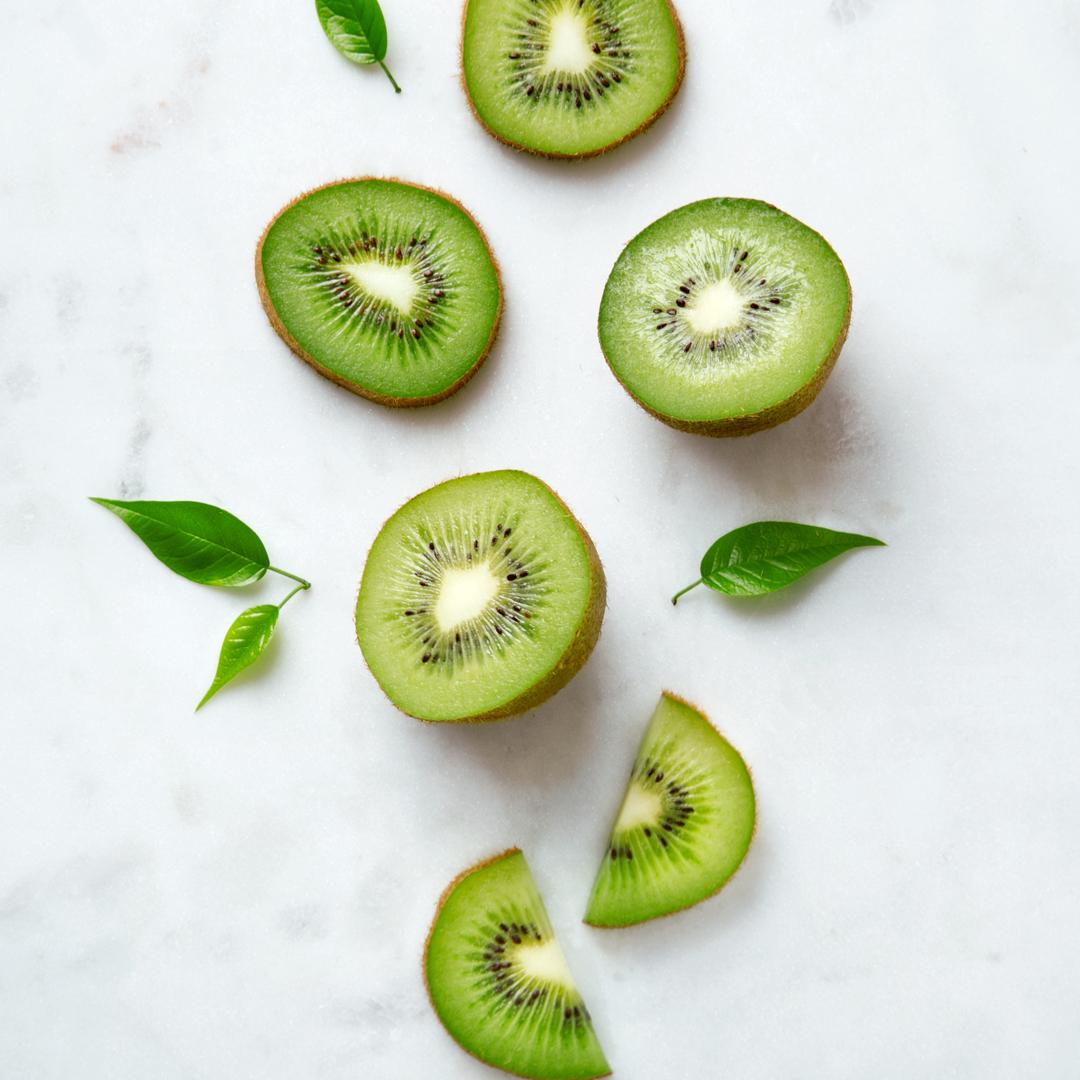 Bạn đã biết cách làm trắng da mặt bằng kiwi?