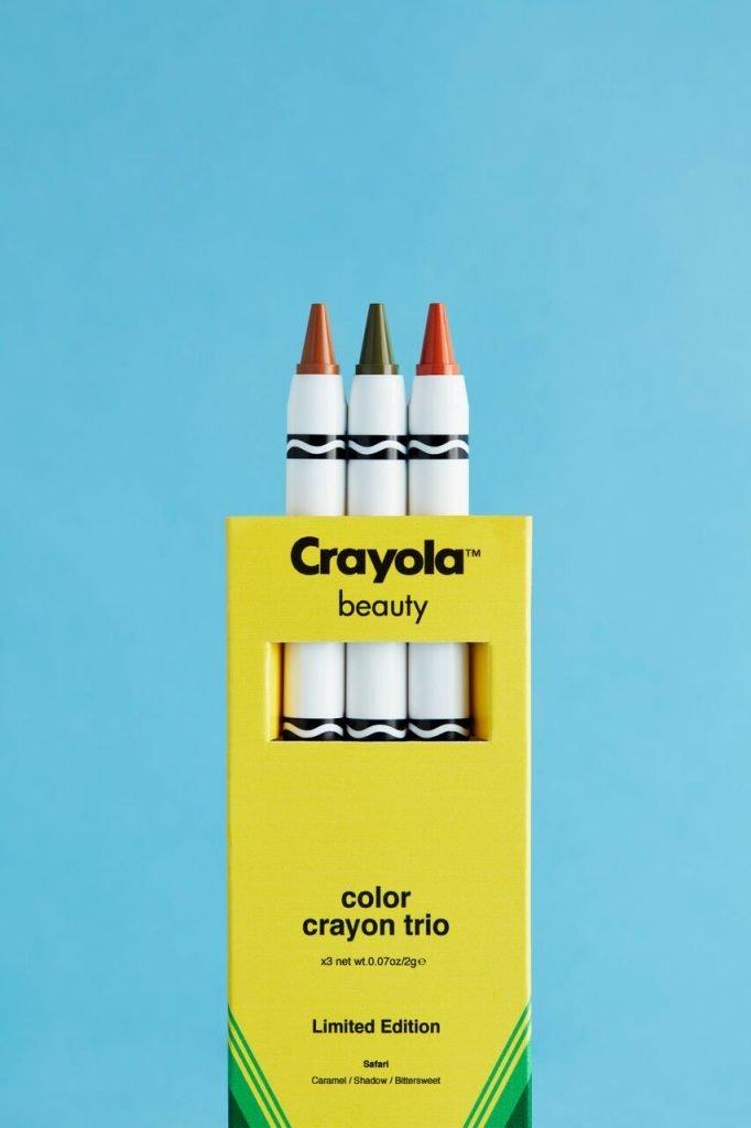 HOT: Crayola chính thức bắt tay Asos cho ra mắt dòng sản phẩm trang điểm mới!