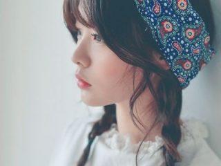 3 kiểu tóc uốn kết hợp thắt bím nhẹ nhàng & đáng yêu cho nữ sinh
